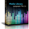 Media Library Component PRO 2.0